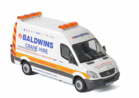 WSI Mercedes Benz Sprinter Escort Vehicle Baldwins Crane Hire